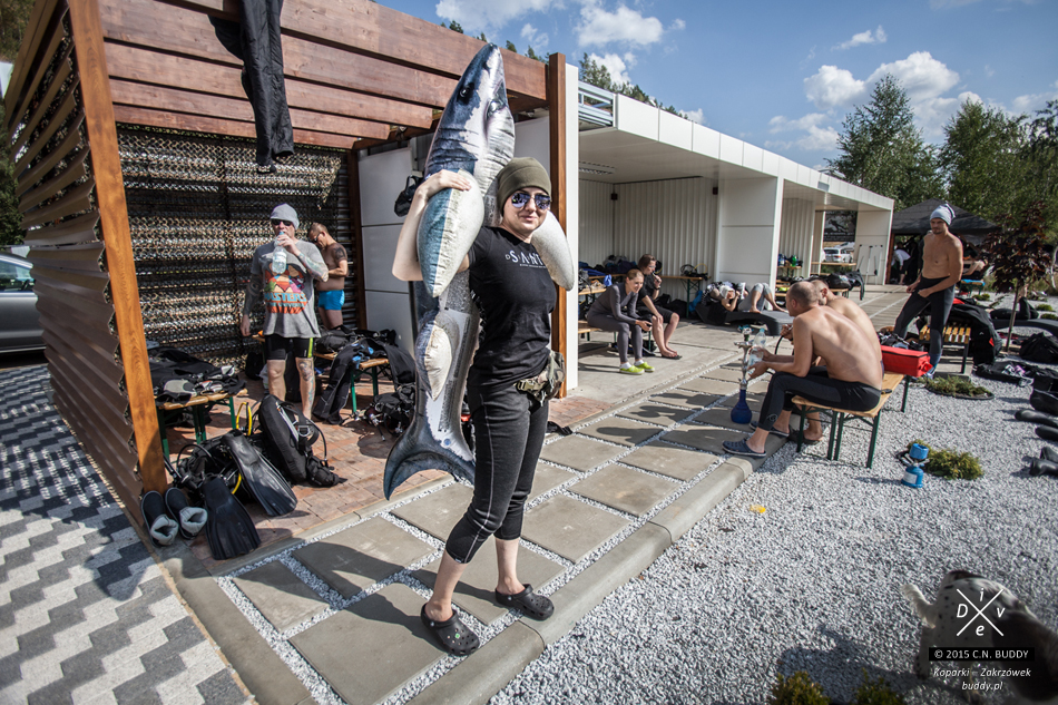 nurkowanie w Polsce