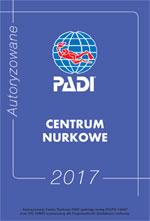 Autoryzowane centrum nurkowe PADI