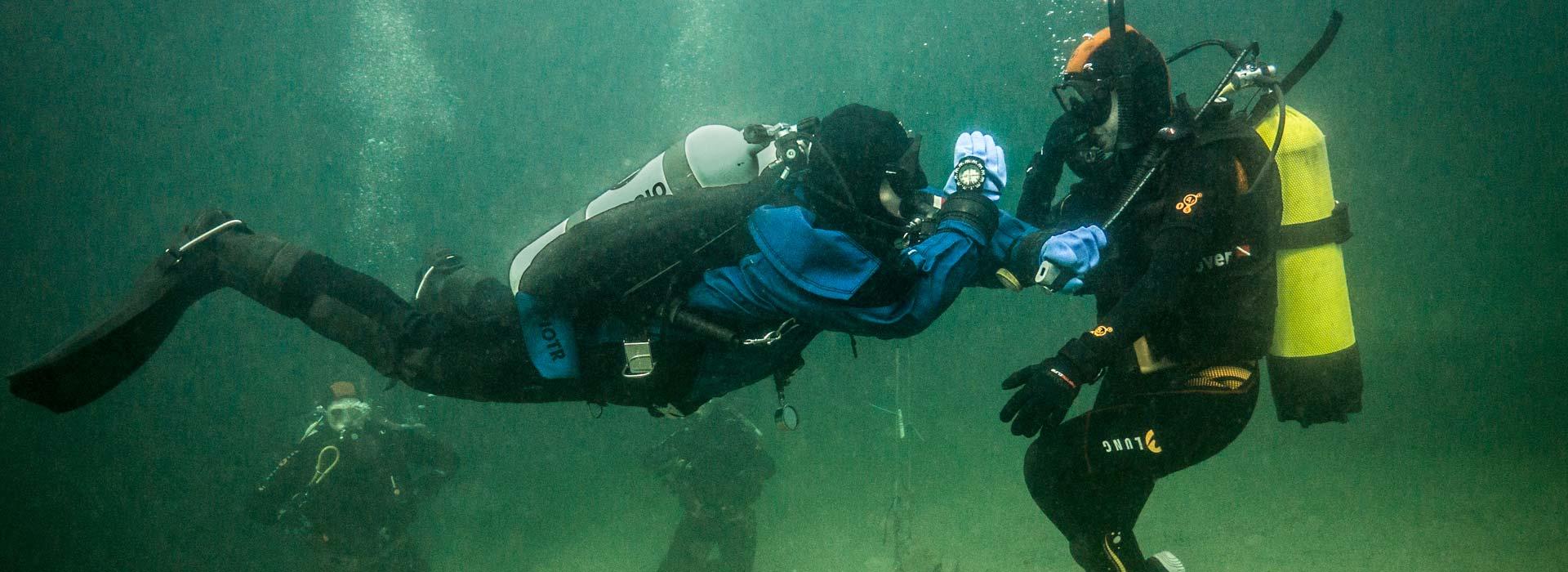 Instruktor nurkowania PADI
