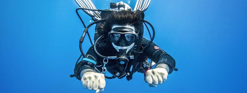Podstawowy kurs nurkowania PADI OWD