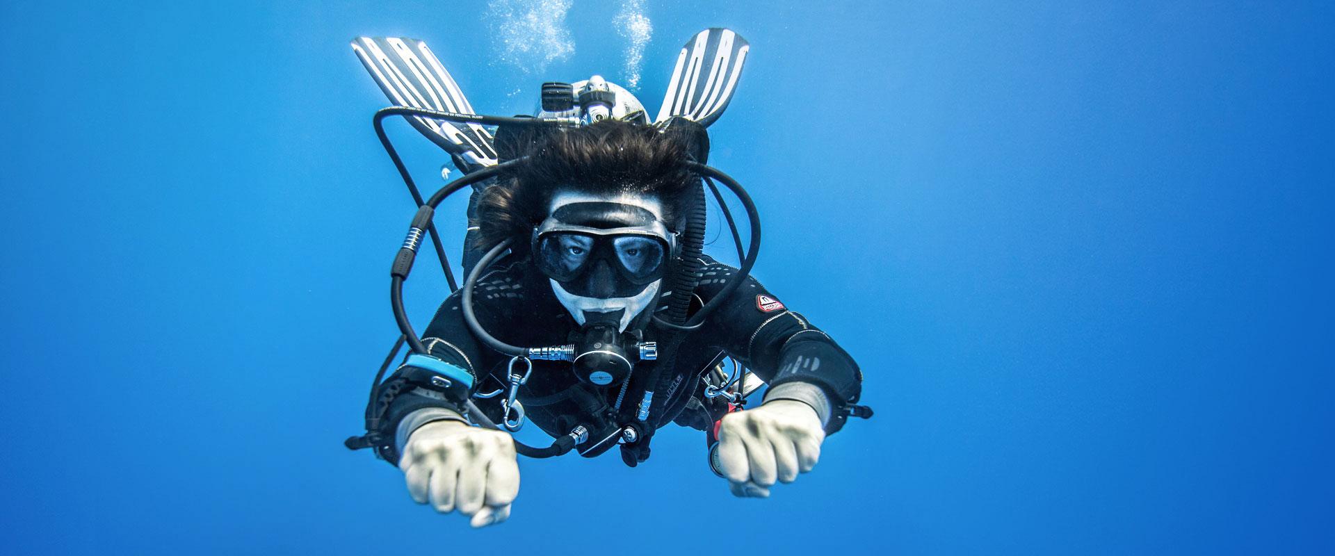 Podstawowy kurs nurkowania OWD