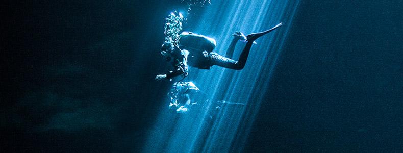 Voucher na kurs nurkowania