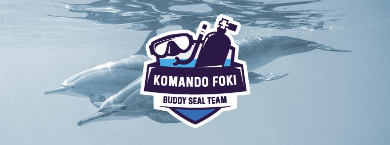 Komando Foki nurkowanie dla dzieci