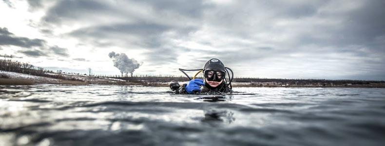 Honoratka nurkowanie